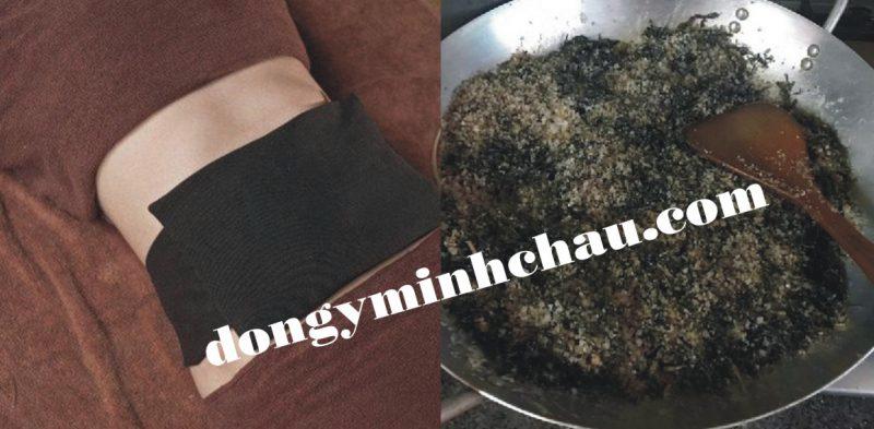 Hướng dẫn sử bụng muối thảo duwocj giảm eo, hết mỡ bụng